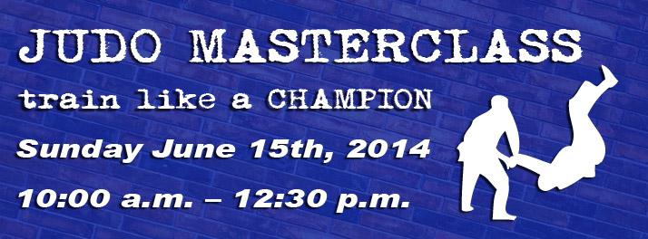 Forged Fitness Judo Masterclass Seminar