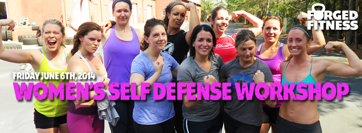 Womens Self Defense Seminar