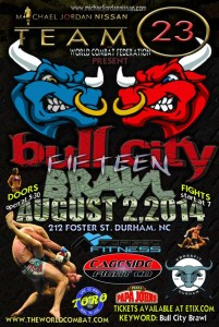Bull City Brawl MMA