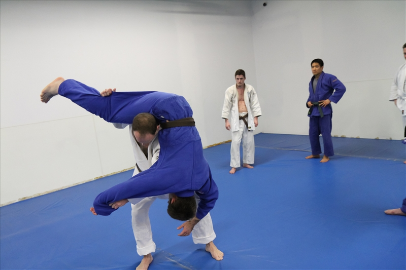 Fitness for Judo