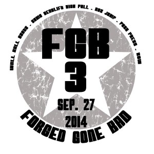 Save the Date: Forged Gone Bad 3 for Autism Awareness - Forged Fitness