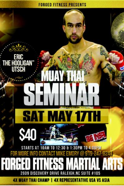 Muay Thai Seminar
